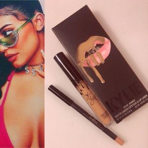 Kylie Cosmetics Makeup - BUTTERNUT Kylie Cosmetics Matte Lip Kit